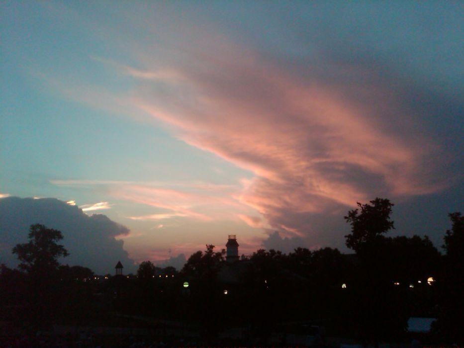 led zep sunset