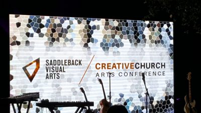 CreativeChurch Arts Conference 2018 Update