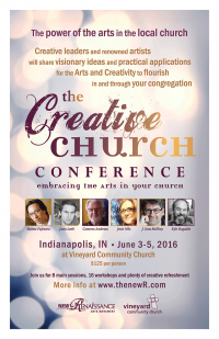 The Creative Church C__f____ce with M__oto F_j___ra is Happening, June 3-5