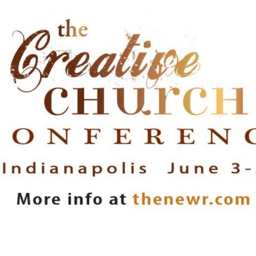 Creative Church Conference Update