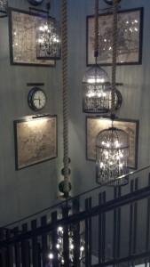 Restoration hardware chandeliers