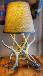 Antler lamp--jscottmcelroy.com
